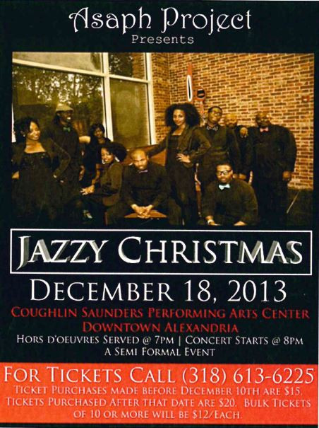 ASAPH Project Jazzy Christmas