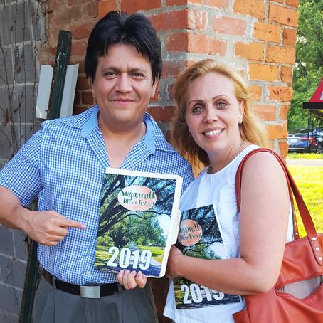 "104. Interviews – Composer Gabriel Velazquez and Flutist Zendra White on ""Una Historia de Amor"""