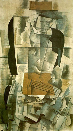 Guitar Braque
