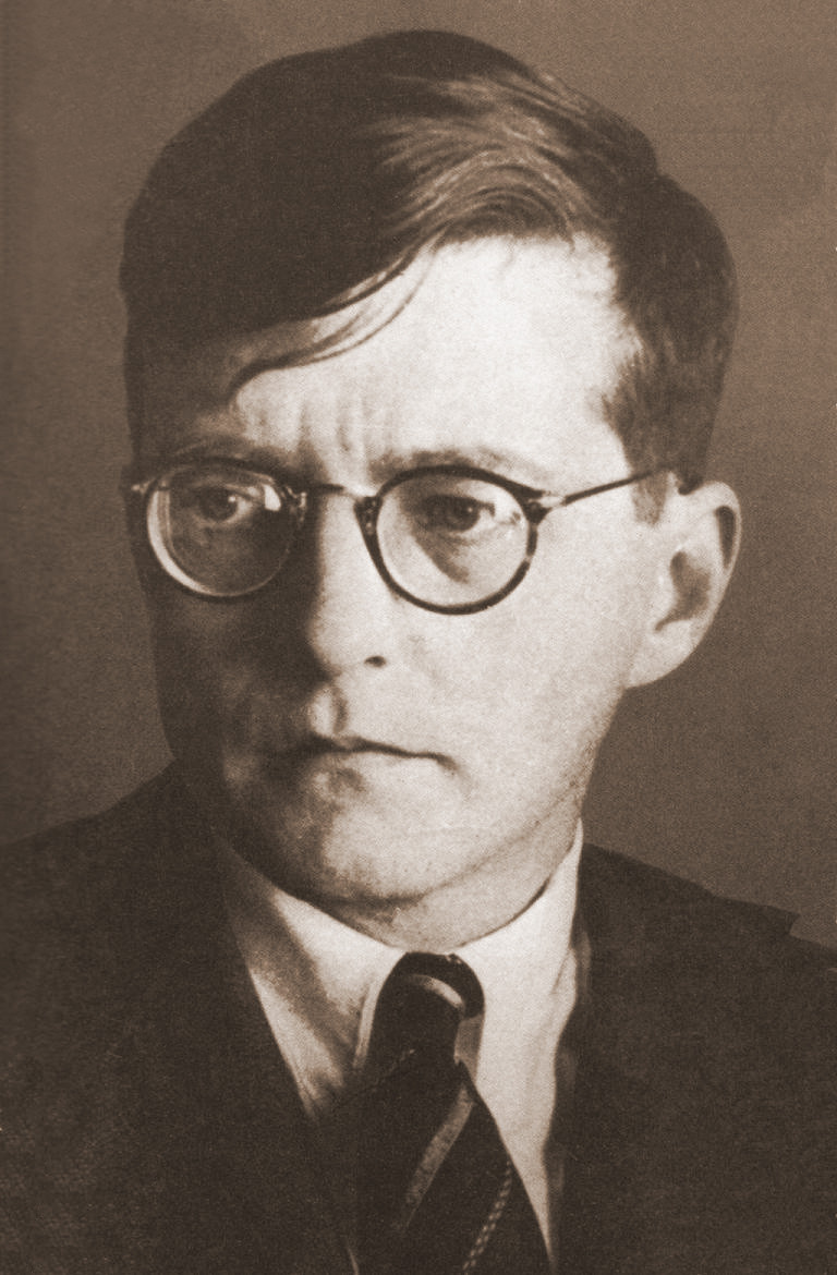 Dmitri Shostakovich (1906-1975) composed 15 symphonies which document life in Soviet Russia.