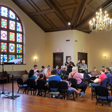 107. Musical Travels – Richmond, KY: Discovering Sacred Harp in the Bluegrass State