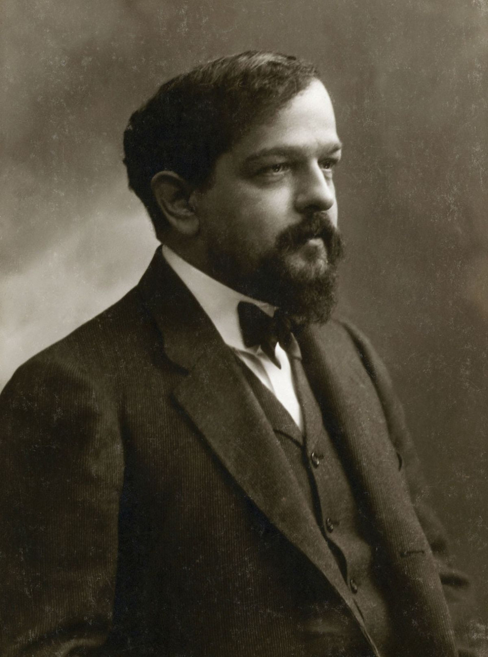 Claude Debussy, the first representative of musical Modernism