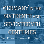 Germany in the 16th and 17th Centuries