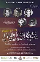 Shreveport Opera A Little Night Music Po