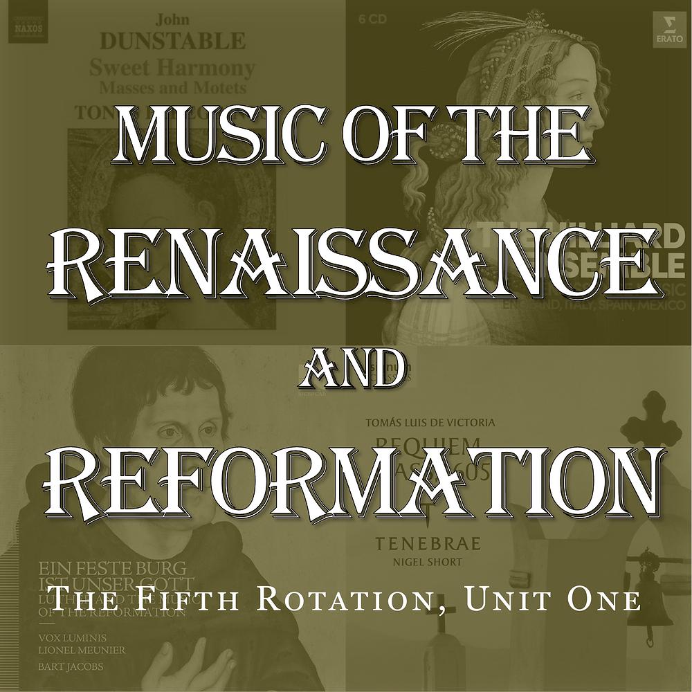 Renaissance, Reformation