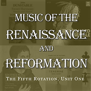 Music of the Renaissance and Reformation