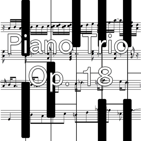 33. The Completion of My Piano Trio, Op. 18, and Some Thoughts on Referential Music
