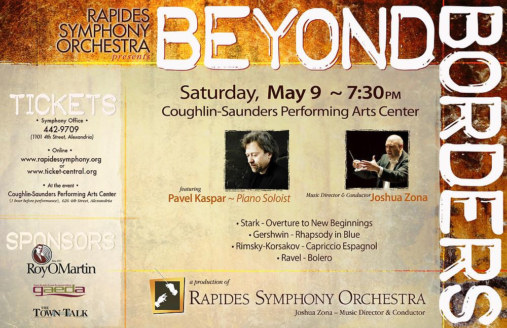 © Rapides Symphony Orchestra 2015