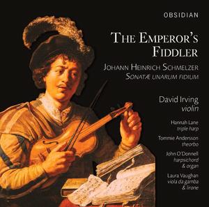 Schmelzer Violin Sonatas, David Irving