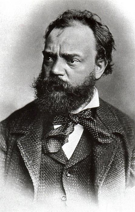 Antonín Dvorák, a defining figure in 19th-century nationalism