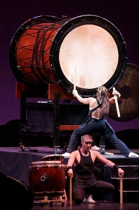 21. Alexandria Youth Orchestra Thursday; Kaminari Taiko This Weekend