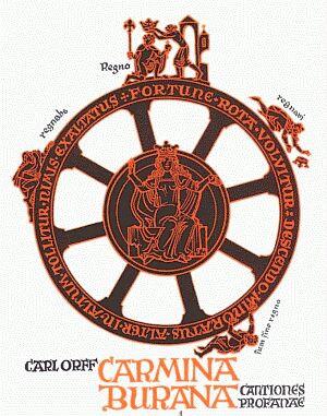 Carmina Burana Wheel of Fortune