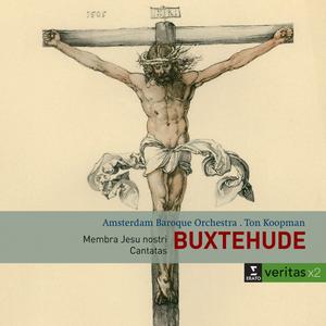 Buxtehude Membra Jesu Koopman Amsterdam