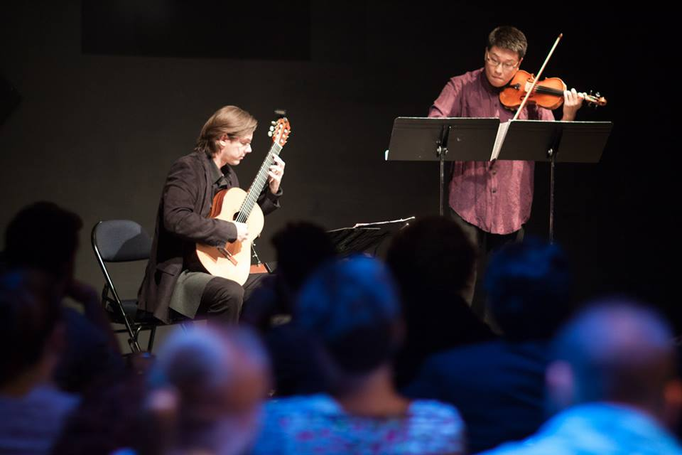Jay Kacherski and Lin He