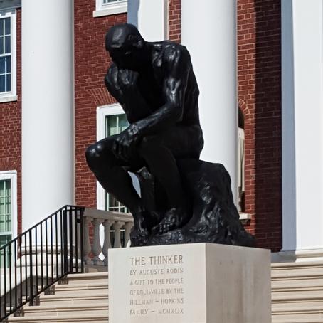 79. Beginning Graduate Studies at the University of Louisville