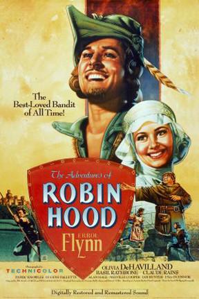 Korngold The Adventures of Robin Hood