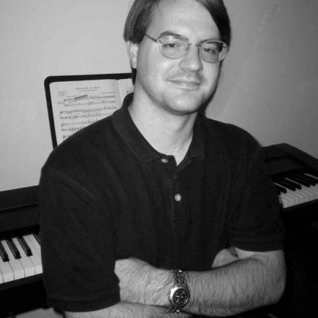 "81. Interviews – Composer Samuel Stokes on the Premiere of his ""Mythos"""