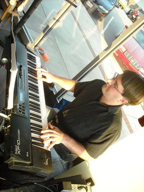 Composer Samuel Stokes