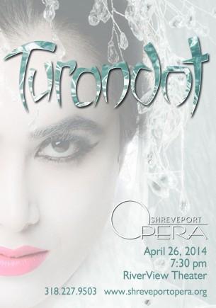 Shreveport Opera Turandot
