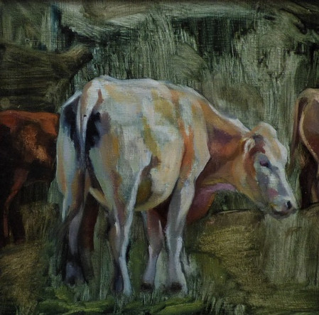 SOLD Morwenstow Cow