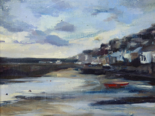 Mousehole at Dawn