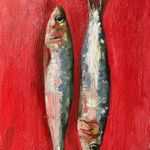 Two Sardines SOLD