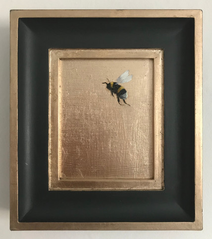 RESERVED Moon-Gold Bumble 3