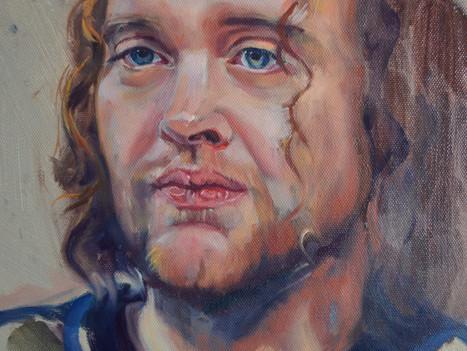 Portraiture with Henrietta Graham and Tim Hall