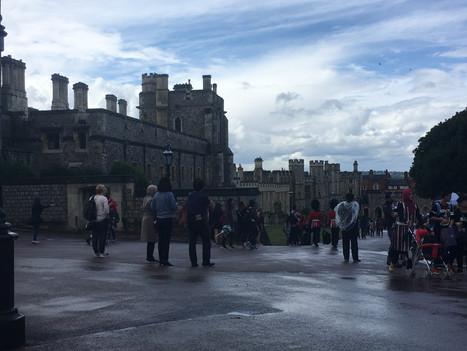 Windsor and Eton En Plein Air