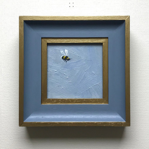 Blue Bumble SOLD