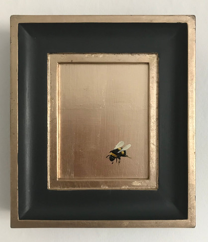 RESERVED Moon-Gold Bumble 2