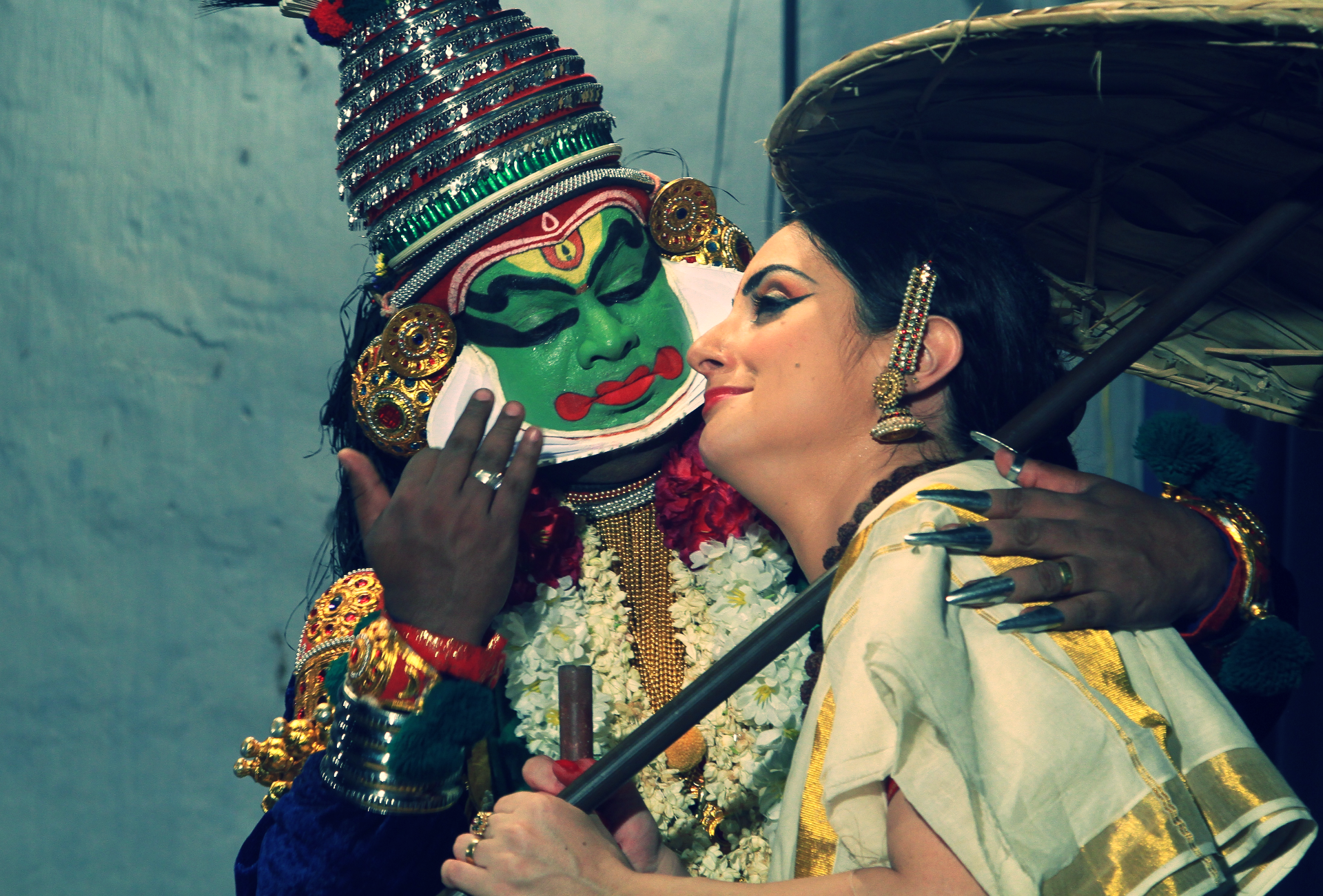 Krishna & Kuchela
