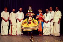Sangamam and the musicians