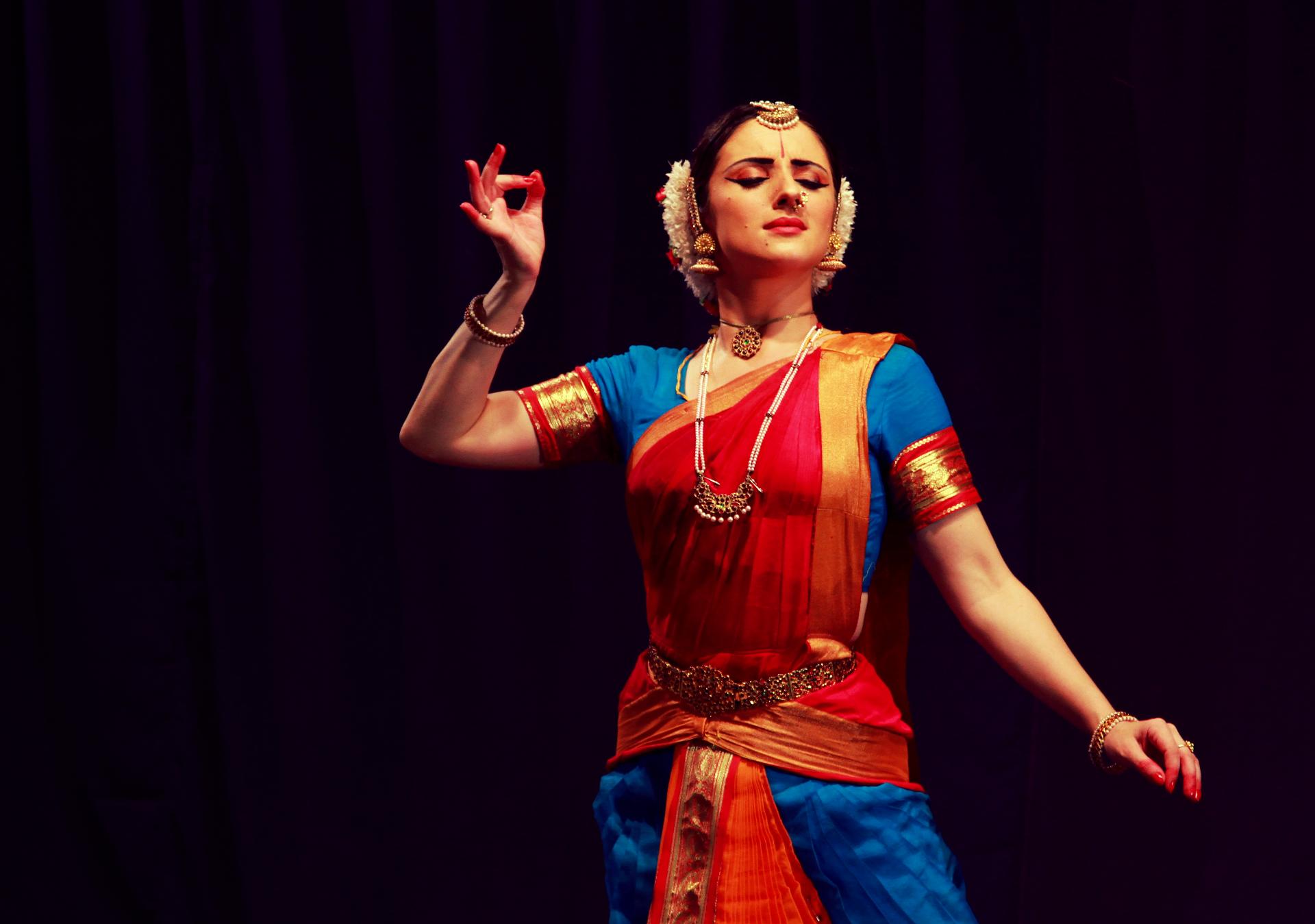 Krishna's flute sound...