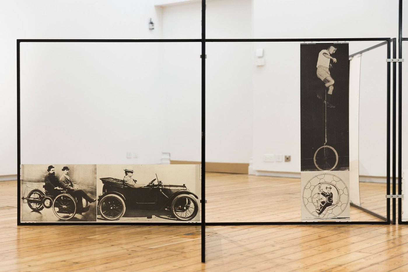 Man, Machine, Motion (Panels) (7) - Imag
