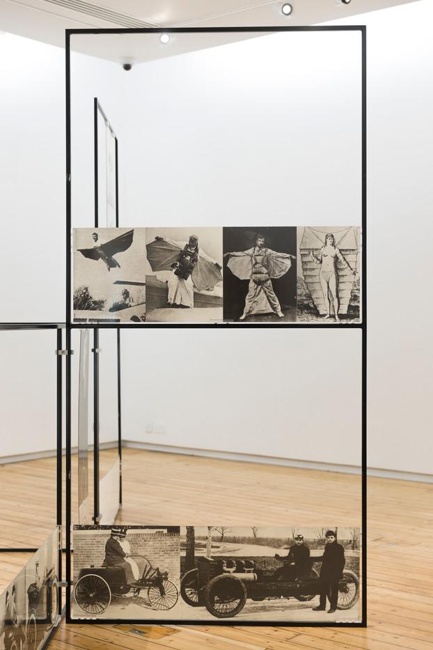 Man, Machine, Motion (Panels) (6) - Imag