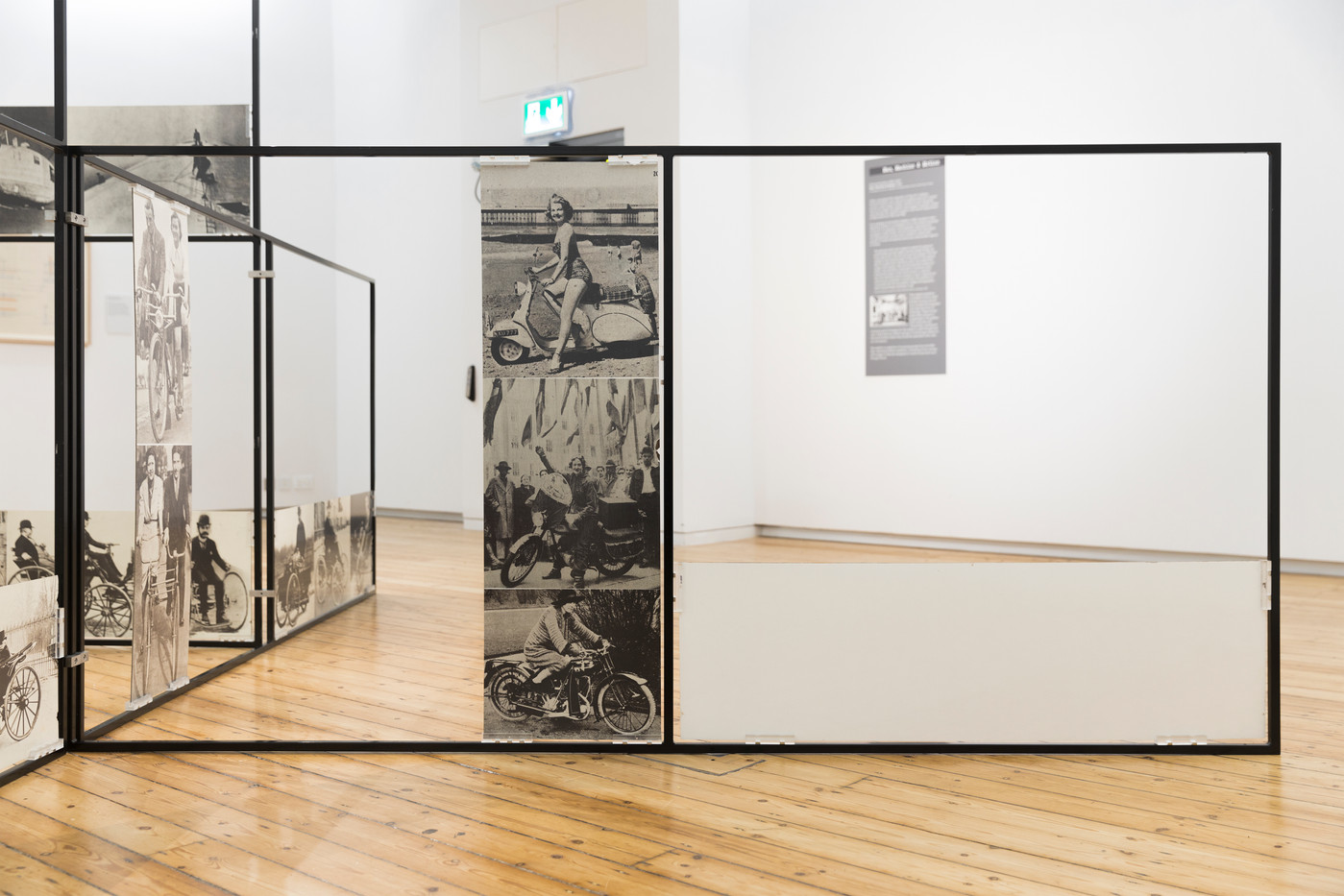 Man, Machine, Motion (Panels) (8) - Imag