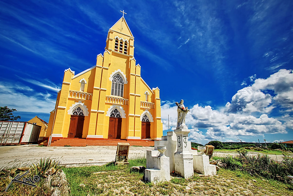 Church, St. Willibrordus Curacao