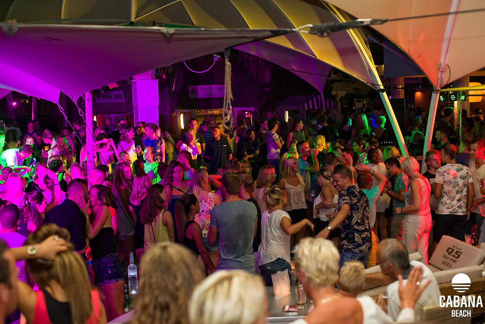 Cabana, Curacao Nightlife