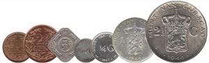 Curacao money