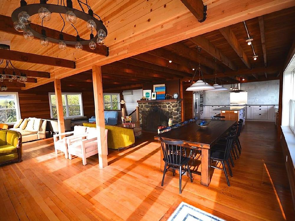Historic Reed House, Manzanita Beach Oregon