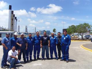 Successful training of the WEB Aruba Electrical Department