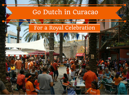 Go Dutch with King's Day in Curacao.