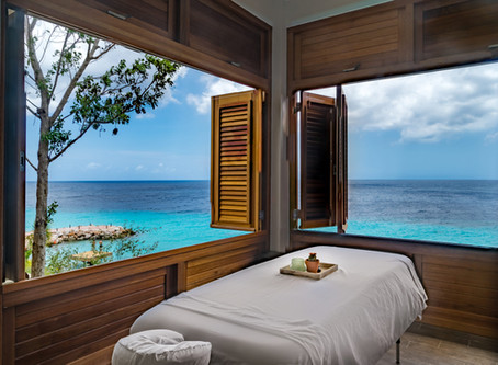 Luxurious Spa & Beauty Center at Coral Estate, Curacao