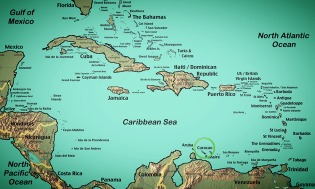 Where is Curacao Located Curacao Vacation Rentals Book Your