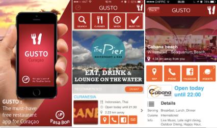 Curacao App