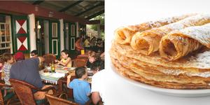 Pannenkoeken Curacao