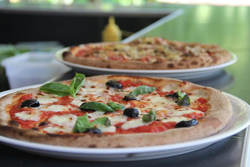 pizza Curacao