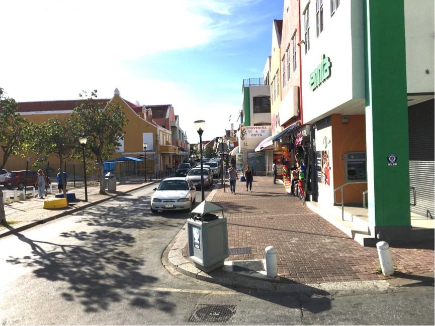 Breedestraat Otrabanda Willemstad, Curacao