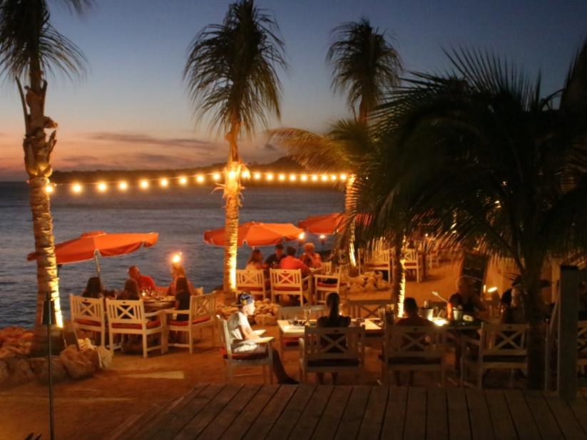 Restaurant Karakter, Curacao